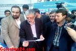 بازدید چهره های فرهنگی از نمایشگاه رسانه های دیجیتال انقلاب اسلامی