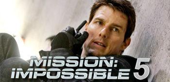 ساخت مأموریت غیر ممکن 5
