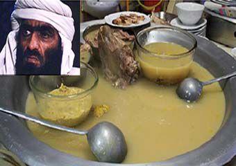 خوردن کلهپاچه در شب 27 رمضان