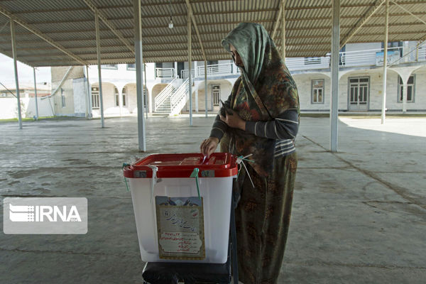 رقابت نزدیک ۲ نامزد نمایندگی مجلس در غرب گلستان