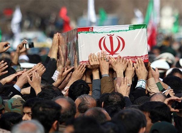 گرگان میزبان پیکر یک شهید گمنام دوران دفاع مقدس+اعلام برنامه های تشیع و خاکسپاری