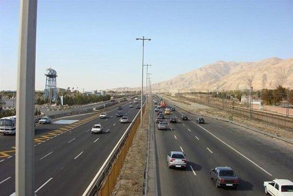 ترافیک روان در محورهای شمالی/ محورهای ۷ استان مسدود هستند