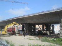 آیا شهردار گرگان از روی پل میدان ترمینال به پائین می پرد