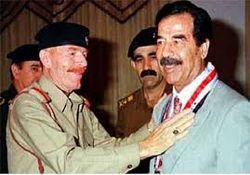 صدام به شبکه افق می آید