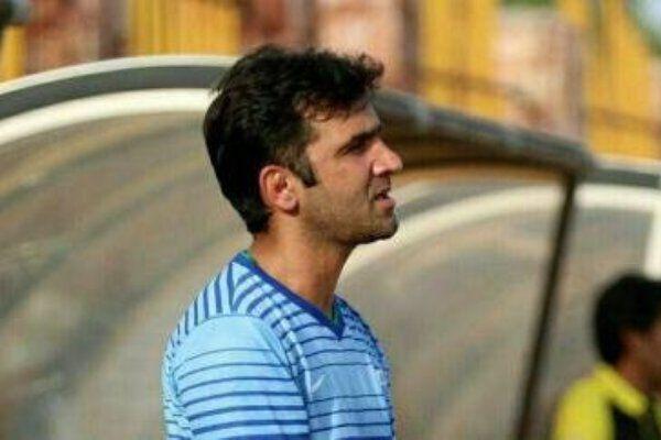 علی درویش بهترین دروازه بان فوتبال ساحلی ایران است