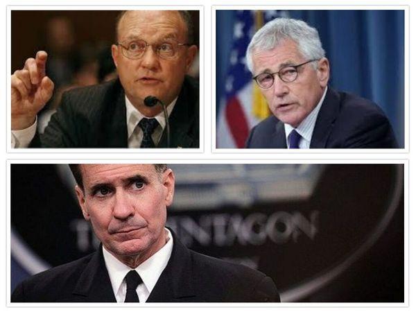 اعتراف سه مقام ارشد پیشین آمریکا به توانایی نظامی ایران+عکس