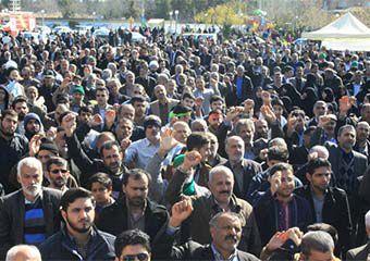 تصاویر/ راهپیمایی حماسی 22 بهمن در بندرگز