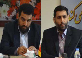 مراسم تکریم و معارفه مسئول بسیج دانشجویی گلستان برگزار شد + تصاویر