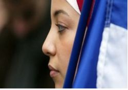 لغو ممنوعیت حجاب فرانسه در ساحل