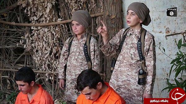 داعش پوتین را تهدید به قتل کرد +تصاویر