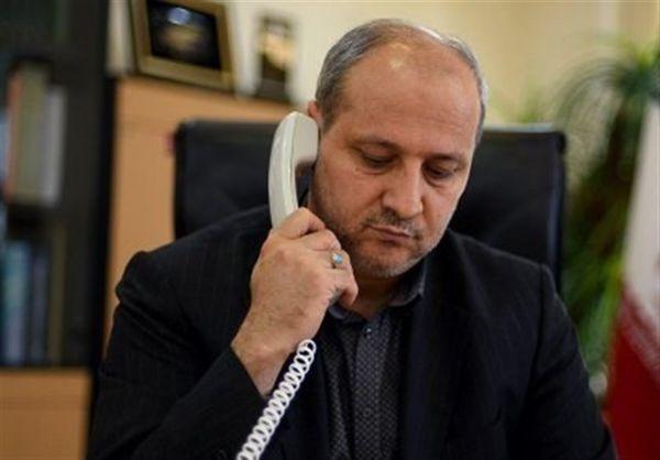 تماس تلفنی وزیر کشور با استاندار گلستان برای مقابله با سیلابهای احتمالی