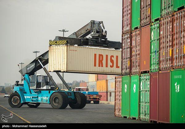 صادرات ۵۶ هزار تن انواع کالا از گرمرک استان گلستان