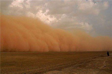فیلم/ طوفان گرد و غبار در آرژانتین