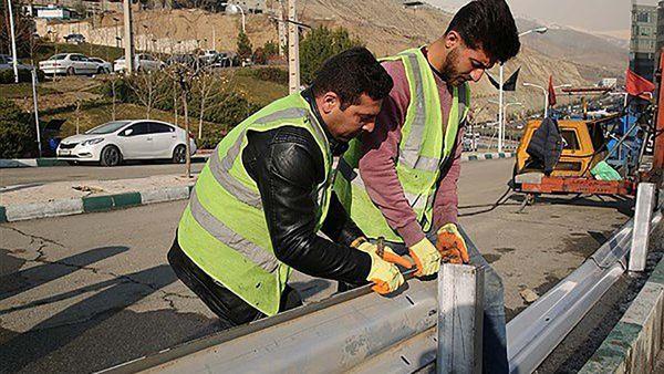 ایمن سازی ۱۰۰ نقطه پرتگاهی راههای گلستان