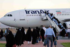 19هزار نفر زائر ایرانی به عربستان منتقل شدند