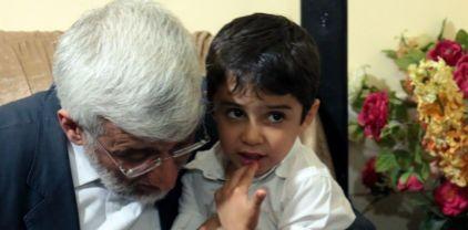 دانلود صحبتهای تکان دهنده پدر شهید مدافع حرم با دکتر جلیلی