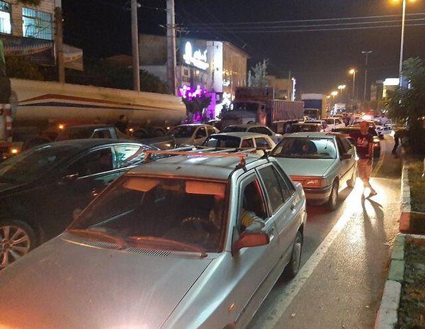 اعتراض مردم کردکوی به قطعیهای مکرر برق