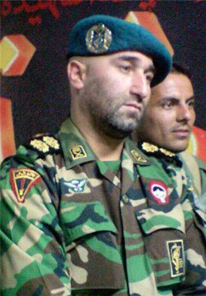 فیلم دیده نشده پیکر شهید عباس عبدللهی در چنگال تکفیریها