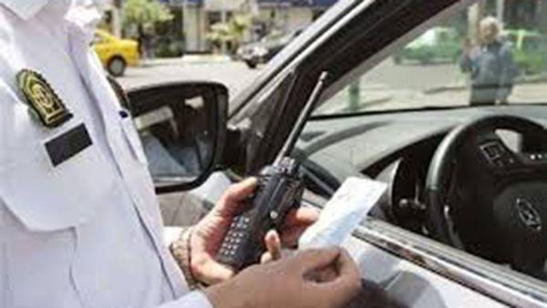 اعمال قانون بیش از ۴۶ هزار خودروی متخلف در گلستان