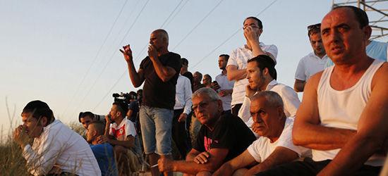 بازی رسانه ای اسراییل