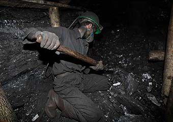 پرداخت حقوق معوقه کارگران معدن زمستان یورت