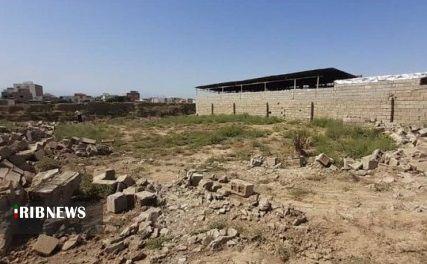 آزاد سازی بیش از سه هزار متر مربع حریم گرگانرود