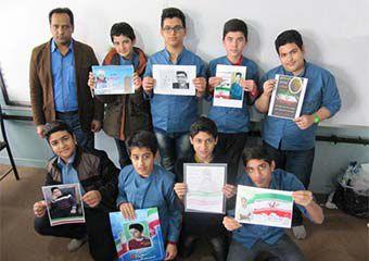 دانش آموزان گنبدی کاندید مجلس دهم شدند ! + تصاویر