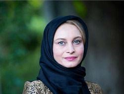قدردانی بازیگر زن مشهور از رئیس قوه قضائیه