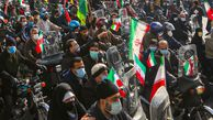 راهپیمایی ۲۲ بهمن مانور بصیرت بود