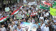 مسیرهای راهپیمایی روز جهانی قدس در سراسر استان اعلام شد