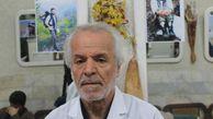 تصاویر / پدر شهید حتملو  این روزها چه می کند
