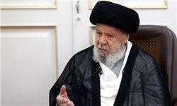 آیتالله موسوی اردبیلی در بیمارستان بستری شد