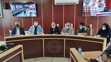 آغاز جلسه مدیریت بحران در گلستان