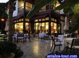 رستوران های محبوب آنتالیا در تور آنتالیا
