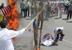 گزارش تصویری 2 از راهپیمایی روز قدس