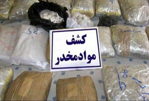 باند قاچاق مواد مخدر در استان متلاشی شد