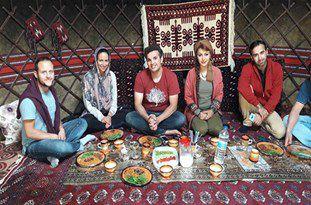 تجربه زندگی سنتی در اقامتگاههای بومگردی گلستان