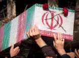 فیلم/ تشییع پیکر سرلشکر شهید حسین ادبیان