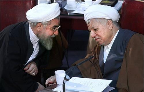 دولت هاشمی و روحانی