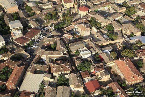 پیشنهاد دیوارنگاری در بافت تاریخی گرگان به مدیریت شهری