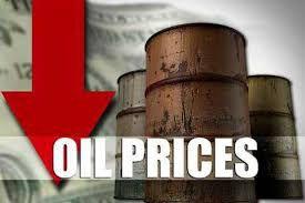 قیمت نفت در سراشیبی قرار گرفت