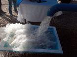 پایداری شبکه توزیع آب شرب گرگان با اتصال چند چاه جدید