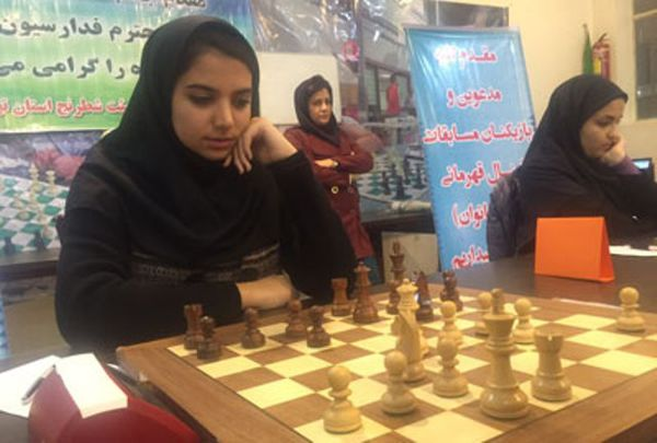 حضور 20ورزشکار برترکشور دررقابت های شطرنج گرگان