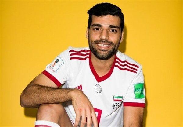 امیدواری ستاره تیم ملی از برد پرتغال