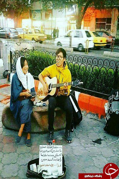 عکس/ اقدام عجیب زوج هنگ کنگی در تبریز