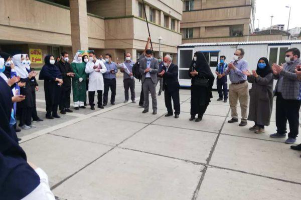 هیئت داوران جشنواره طنین مسجد از تلاش کادر سلامت قدردانی کرد