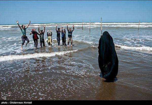 جابهجایی بیش از ۱۰ هزار گردشگر دریایی در استان گلستان