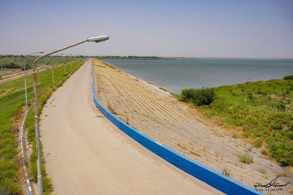 خالی بودن 74 درصد ظرفیت مخازن سدهای استان/ رتبه هفتم بیشترین کاهش بارش در کشور