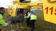 ۷ بیمارستان گلستان امکان فرود بالگرد اورژانس را دارند