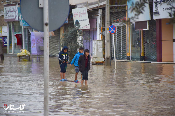 آخرین خبر ها از وضعیت شهر آق قلا